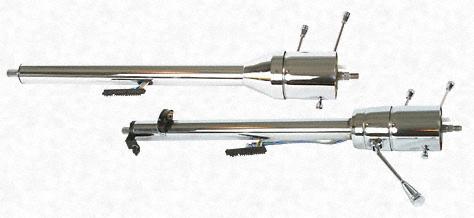 Zig's Street Rod - Steering - Columns on