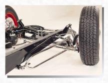 Zig's Street Rod - Suspension - Front Components