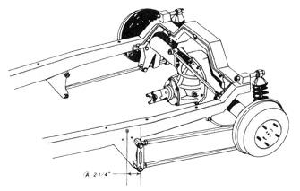 Rear 4-Link Instructions
