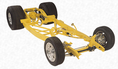 Zig's Street Rod - Chassis Page